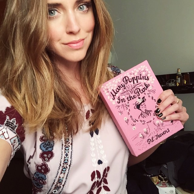 For the second year in a row, Chiara Ferragni, the Los Angeles-based Italian has secured the top spot on Fashionista's list of digital influencers
