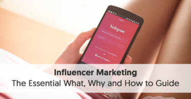 The Essential Guide to Influencer Marketing