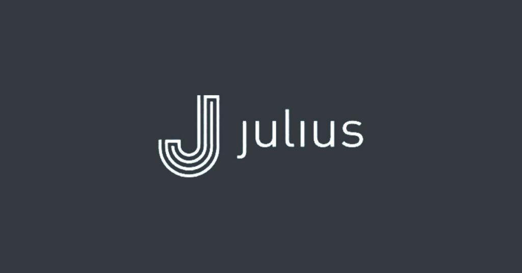 julius logo influencer marketing