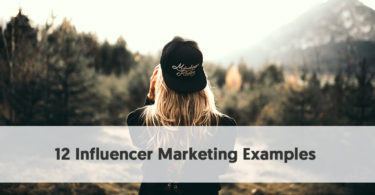 influencer marketing examples