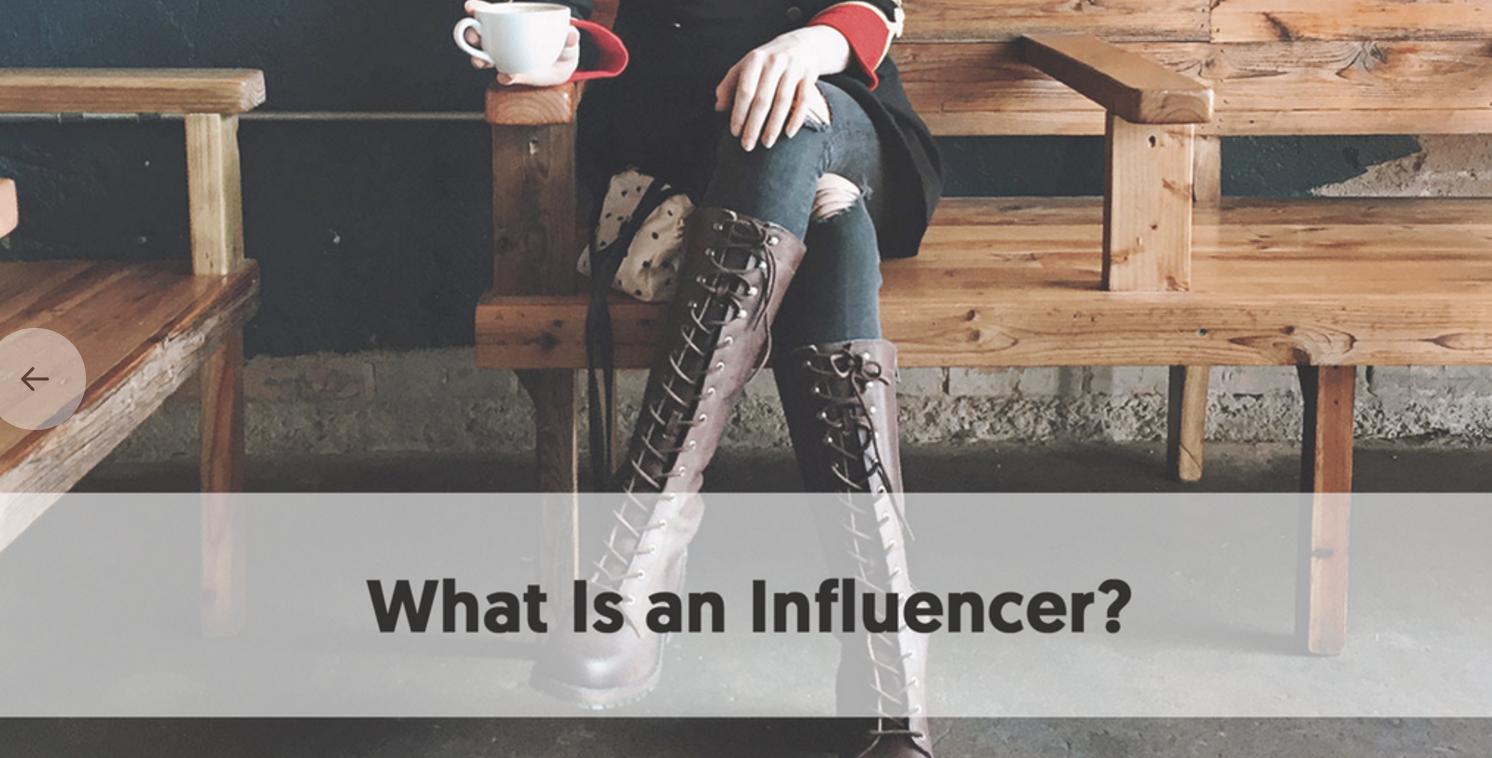 Influencer: Factors That Define A Social