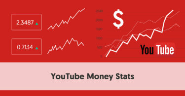 YouTube Money Stats - Just How Much do the Top YouTubers Make?