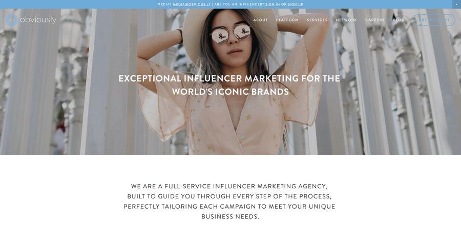 Top Influencer Marketing Agencies (2019) | Influencer Agency