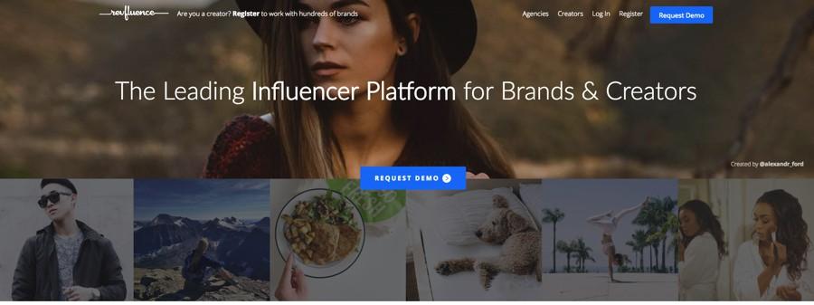 AspireIQ influencer platform