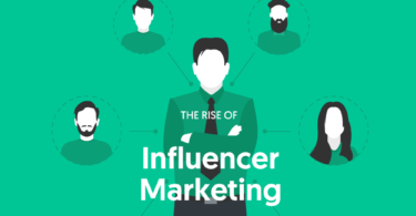 Infographic influencer