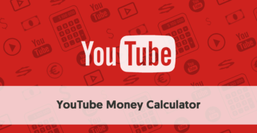 YouTube Money Calculator (earnings estimator)