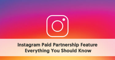 Instagram Paid Partnership Feature