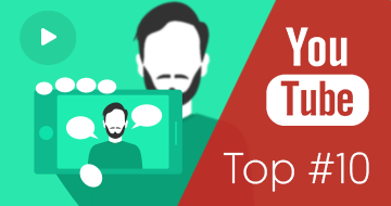 Top YouTube Influencers in Real Time