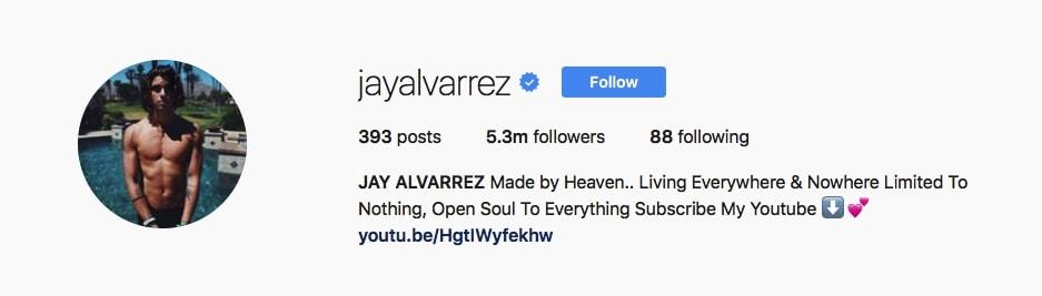Jay Alvarrez - @jayalvarrez