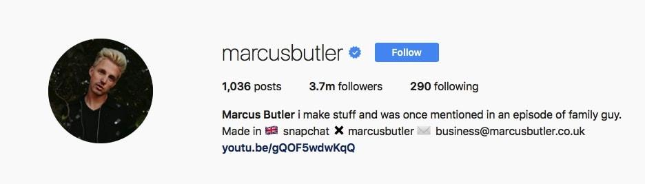 Marcus Butler - @marcusbutler