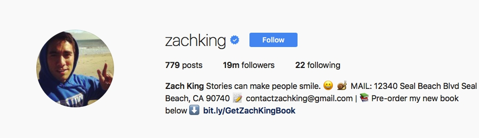 Zach King - @zachking