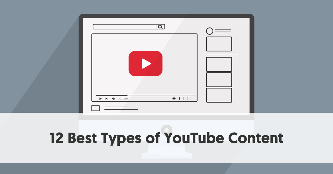 12 Best Types of YouTube Content To Succeed at Growing a YouTube Channel 9f3a7f323e1