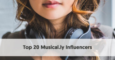 top 20 influencers musically