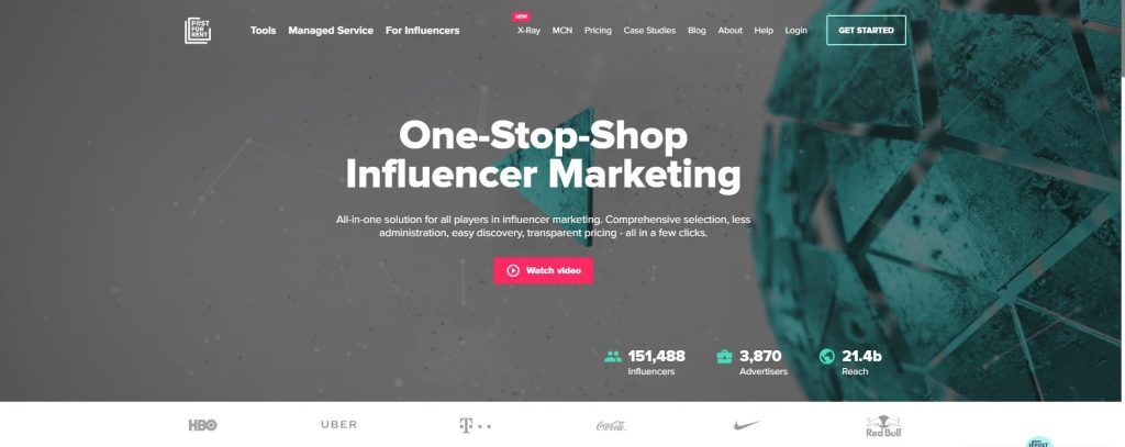 post for rent influencer marketing tool