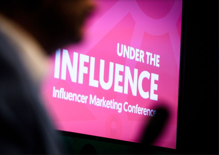 under the influence influencer marketing conference