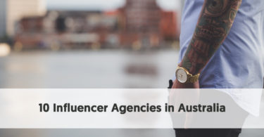 10 influencer agencies in australia