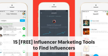 15 FREE Influencer Marketing Tools to Find Influencers