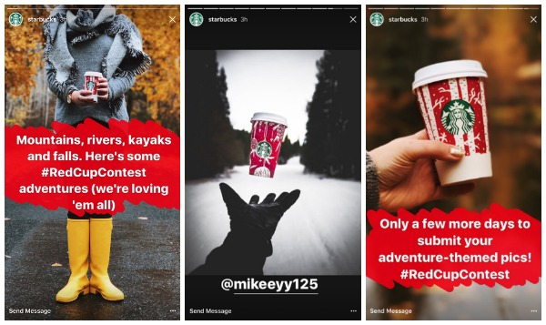 Images via Starbucks on Instagram