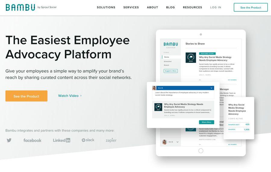 bambu advocacy platform