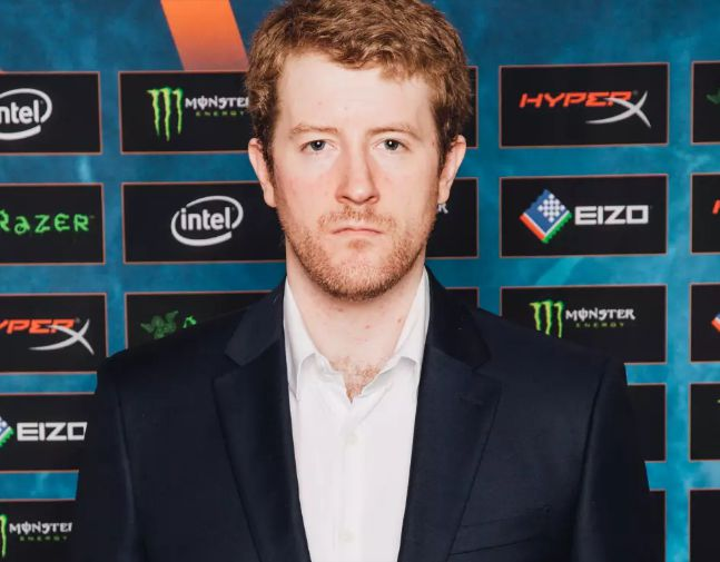 Duncan Shields, popularly known as Thorin, is an esports journalist
