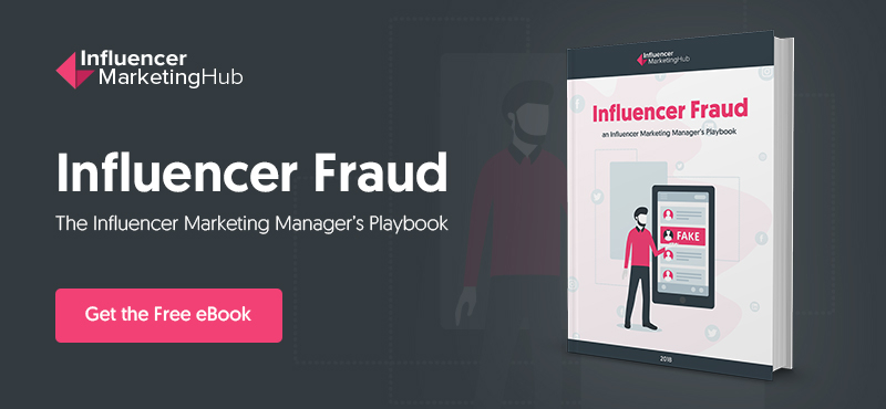 influencer fraud ebook tips