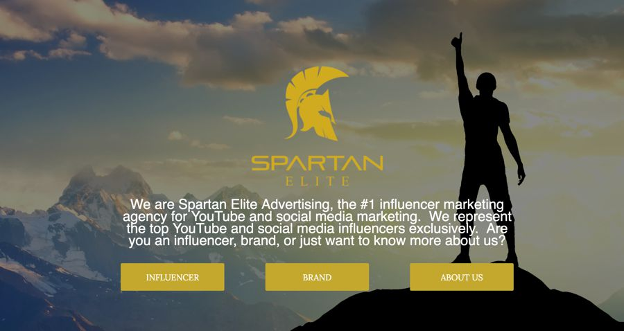 Spartan Elite Advertising social media marketing agency