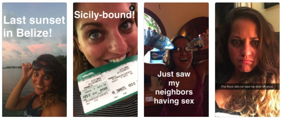Kate McCully (@adventurouskate) snapchat influencer