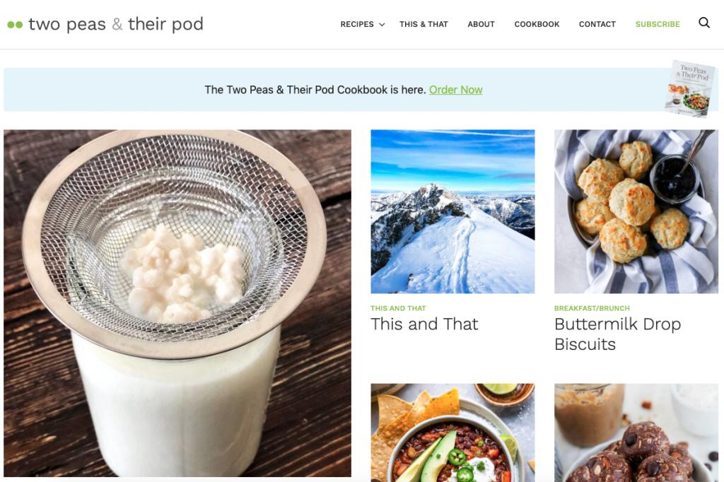 Two Peas & Their Pod