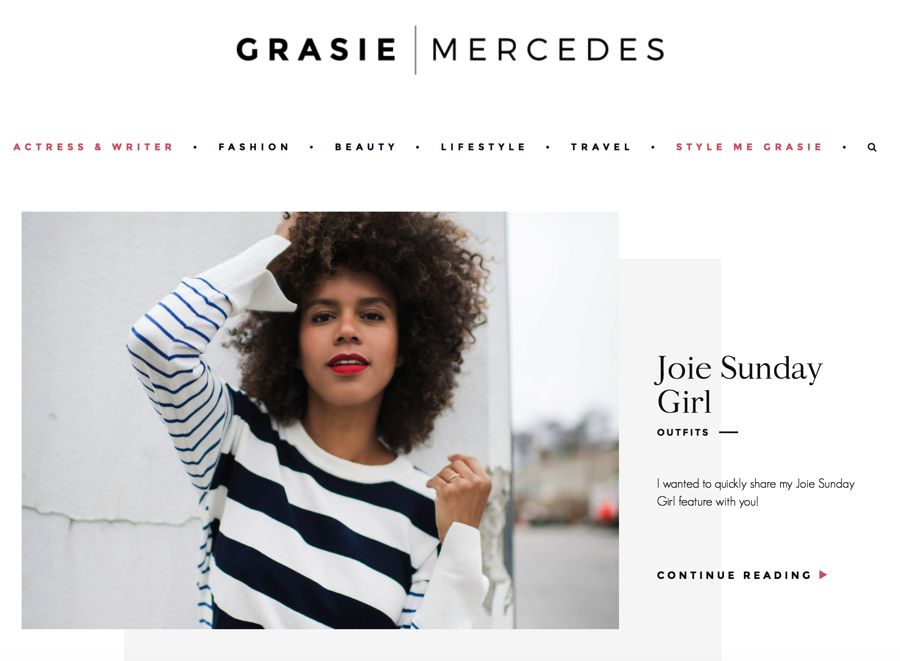 style my grasie mercedes fashion blog