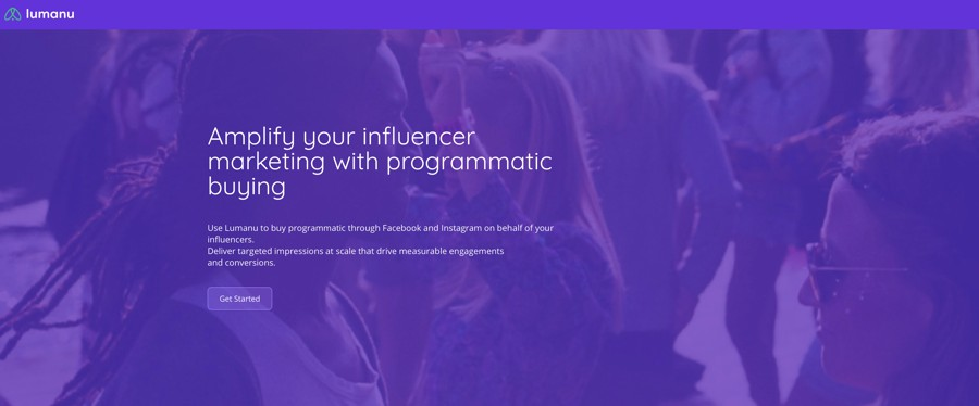lumanu influencer marketing platform