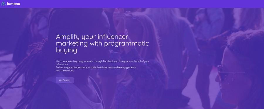 lumanu influencer marketing platform - instargam tools