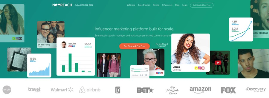 neoreach influencer marketing platform