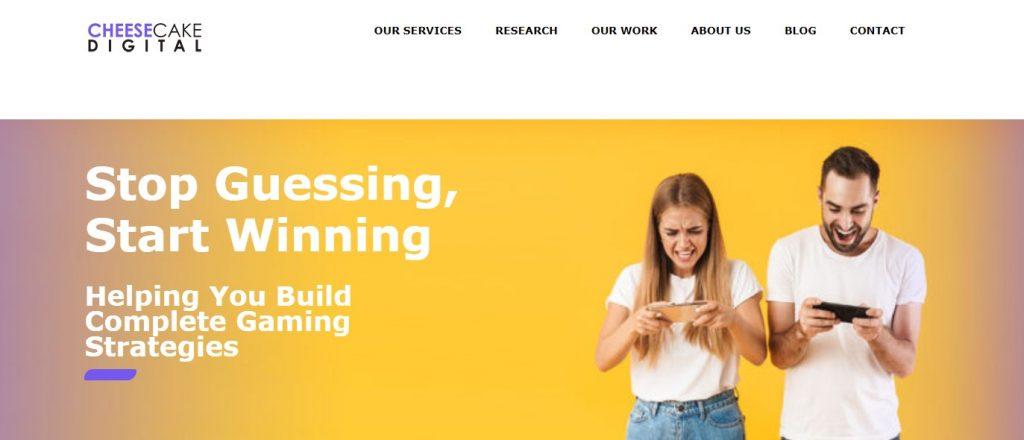 eSports digital marketing agency
