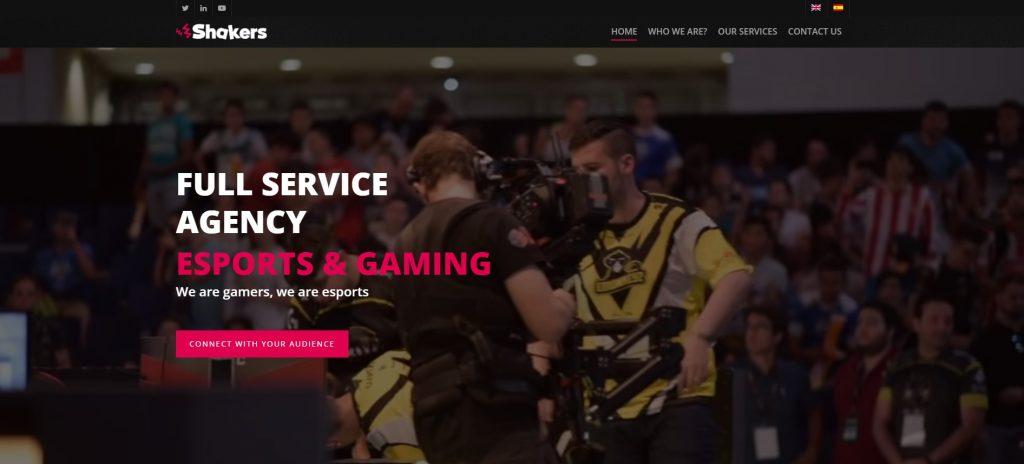 Esports & Gaming full service agency