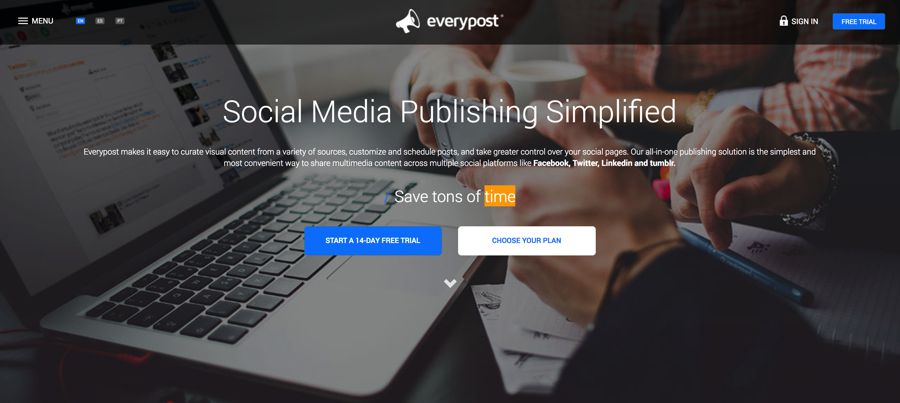 everypost social media management