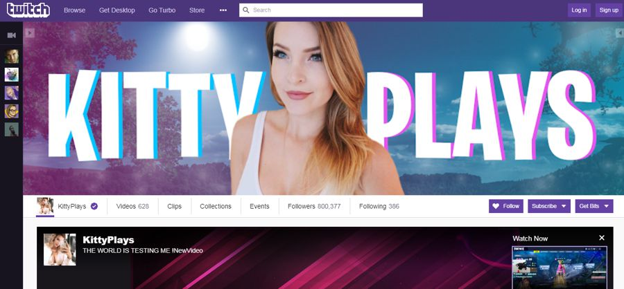 Top Female Twitch Streamers - The Rise of Female Streamers