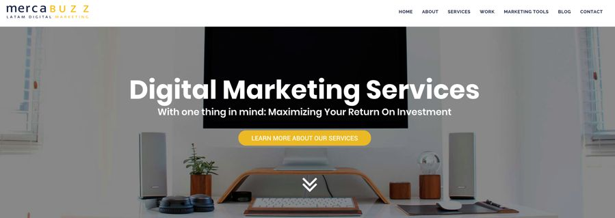 mercabuzz interactive influencer marketing agency