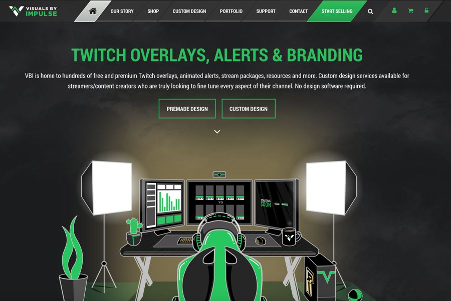 The Ultimate List of Free Twitch Overlays For Your Twitch