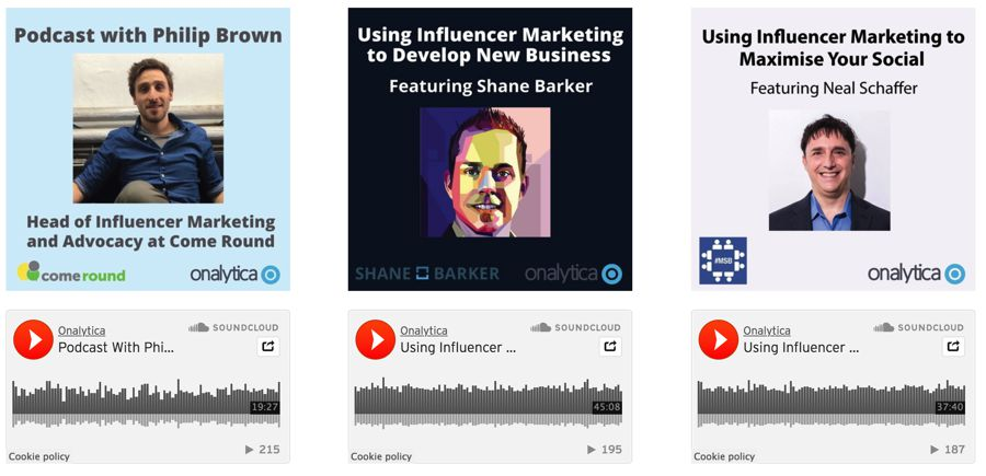 12 Leading Marketing Podcasts Every Influencer Professional Should