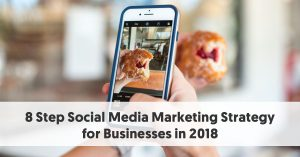 8 Step Social Media Marketing Strategy for Businesses in 2018