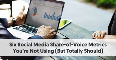 Six Social Media Share-of-Voice Metrics You're Not Using (But Totally Should)