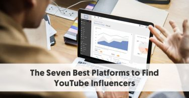 The Seven Best Platforms to Find YouTube Influencers