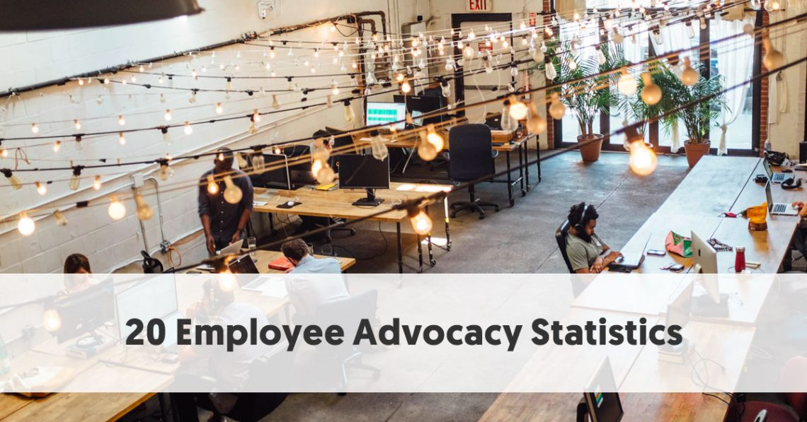 20 Employee Advocacy Statistics