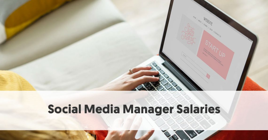 Social Media Manager Salaries