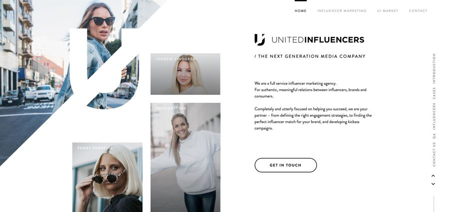 United Influencers - A global Influencer Marketing Agency
