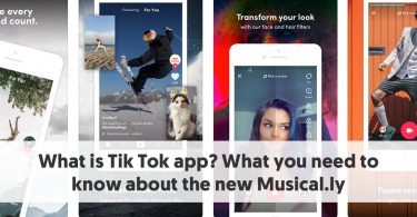 What is Tik Tok app? What you need to know about the new Musical.ly
