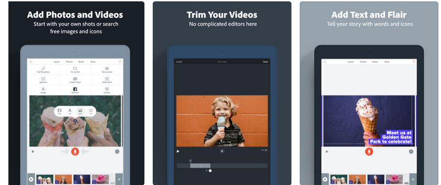 make your own video app