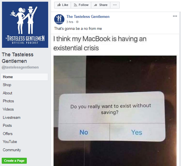 flirting signs on facebook meme generator 2017 youtube