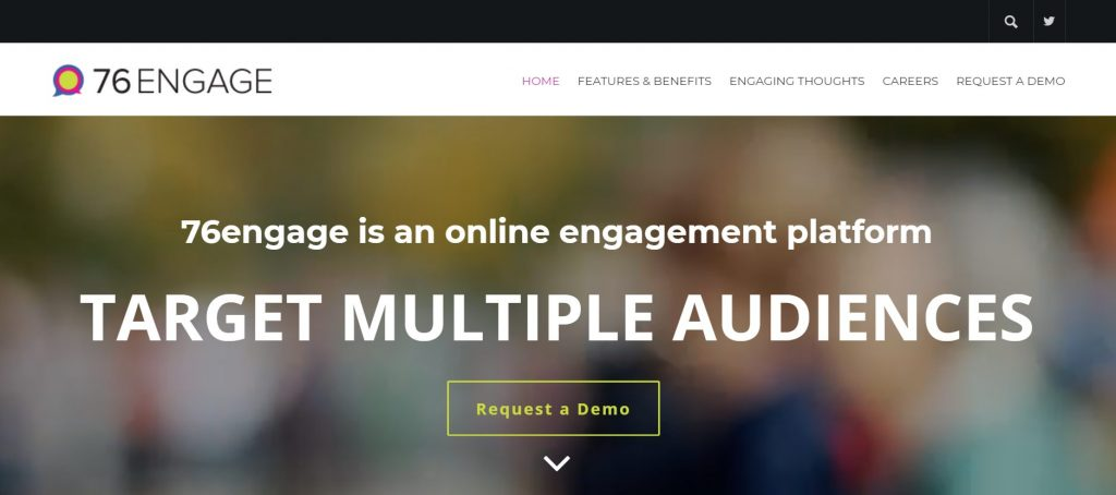 76engage the leading online public engagement platform