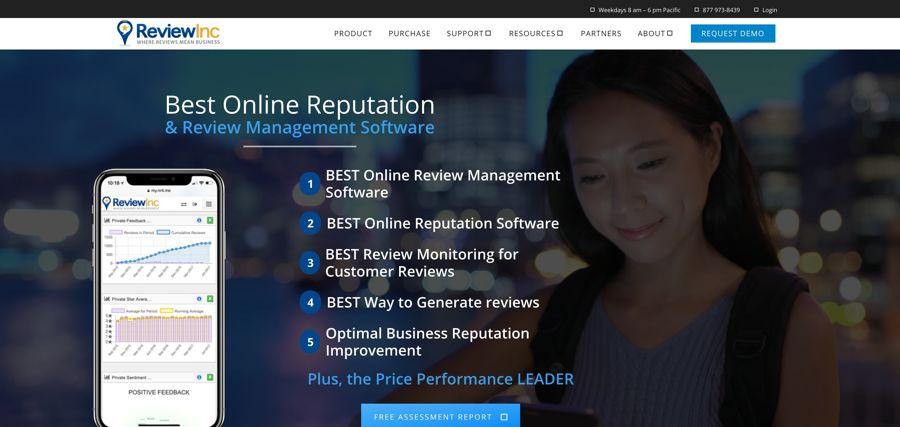 Online Review Reputation Management Software %E2%AD%90 ReviewInc - 15 công cụ theo dõi - phân tích thương hiệu hàng đầu năm 2019